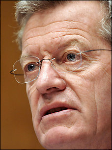 "Democratic Sen. Max Baucus: ""Tax healthcare benefits."""