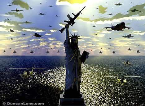 military empire