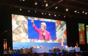 Sen. Elizabeth Warren Addresses AFL-CIO Convention