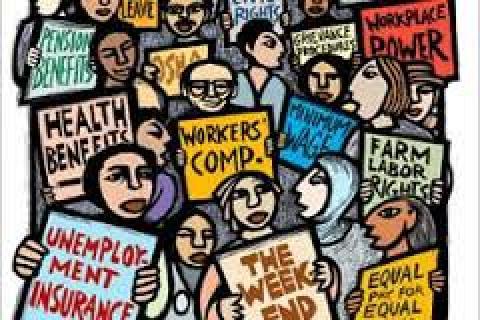 labor organizing