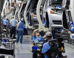 VW Chattanooga Assembly Line