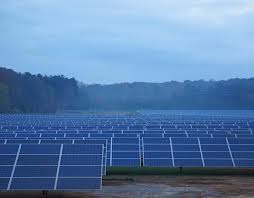 VW Chattanooga Solar Array