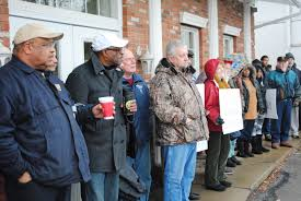 Beaver County Protest Vigil against PA voter ID law